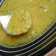 Čočková polévka s bramborem recept