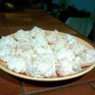 Rychlé kokosové pusinky recept
