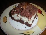 Strouhaný koláč na plech recept