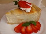 Tvarohový koláč s citrónem recept