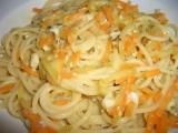 Pikantní špagety recept