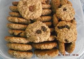Vločkové sušenky a la BeBe dobré ráno recept