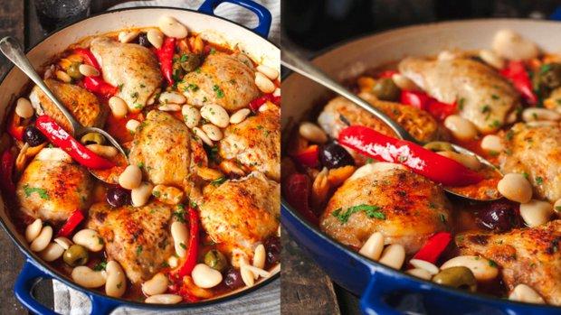 Španělské kuře