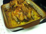 Kuře s houbovou nádivkou místo prsou recept
