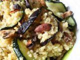 Jáhlový salát s amarantem, pečenou zeleninou a mandlemi recept ...