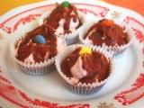 Čokoládové košíčky recept