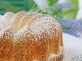 Levandulová bábovka recept