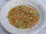 Nepravá mozečková polévka recept