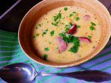 Kapustová polévka se smetanou, bramborem a klobásou recept ...