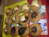 Kávové muffiny recept