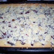 Rychlý švestkový koláč s mákem recept