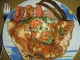 Vaječná lahůdková omeleta recept