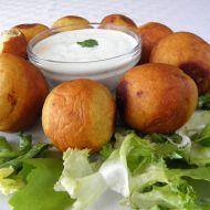 Smažené batátové koule Kachori recept
