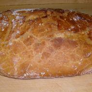 Chléb bez hnětení recept