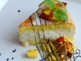 Ovocný dort s limetkou recept