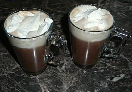 Čokoládovo  kávová pěna recept