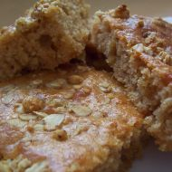 Jogurtový koláč s müsli recept