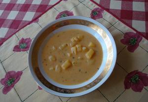 Chorvatská polévka (Zagorská)