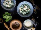 Bezlepkové gnocchi se špenátem a ricottou recept