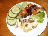 Dietní rychlý oběd recept