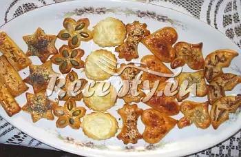Jemné sýrové pečivo recept  dezerty