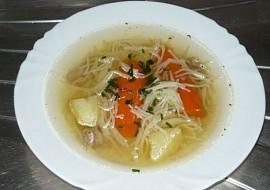 Voňavá kuřecí polévka recept