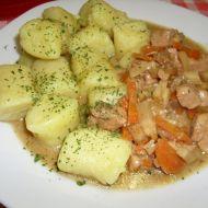 Kuřecí se zeleninou podle Míry recept