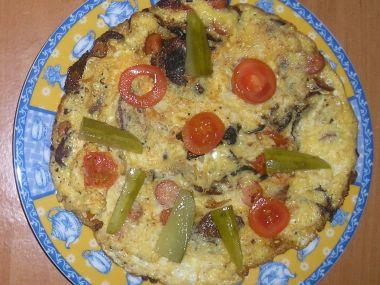 Španělská omeleta