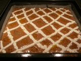 Perník s tvarohem a marmeládou recept