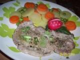 Vepřové maso na česneku se zeleninou-(Parní hrnec) recept ...
