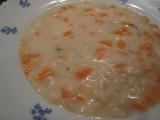 Polévka z ovesných vloček a zeleniny recept