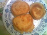 Vaječno  sýrové smaženky recept