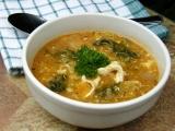 Kelová polievka recept