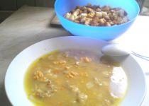Novoanglický clam chowder  rybí polévka recept
