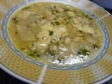 Kefírovka s kedlubnou a se sýrovou vložkou recept