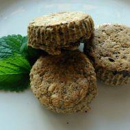Sušenky z jemných ovesných vloček recept