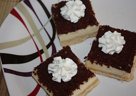 Tvarohový koláč Adelka.9 recept