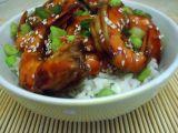 Hoisin krevety s rýží recept