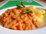 Zadělávaná mrkev recept