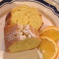 Tvarohový koláč s pomerančovou příchutí recept