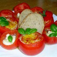 Plněná rajčata ve středomořském stylu recept