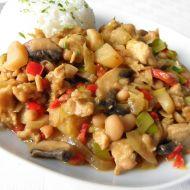 Kuřecí směs na způsob Chop-suey recept
