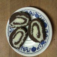 Kokosovo-kakaová roláda recept