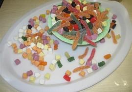 Jedlá miska- narozeninová bomba recept