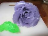 Modelování růže recept