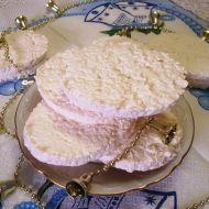 Bílé laskonky recept