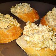 Židovská vejce recept