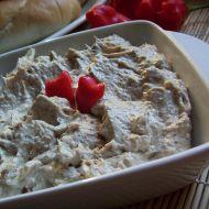 Tvarohová sardinková pomazánka recept