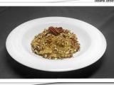 Mléčná rýže s pekanovými ořechy recept