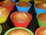 Tvarohové muffiny s čokoládou recept